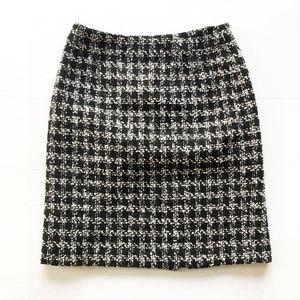 Talbot Italian Wool Skirt